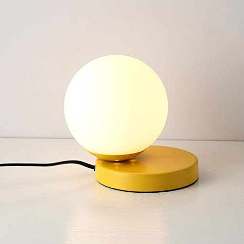 LED lámpara de mesa de noche, la Noche de noche simple Readi Lámpara de mesa Lámparas de leer que un detector activado por la voz a medida y capaz de realizar varias escena Matching moderna minimalist
