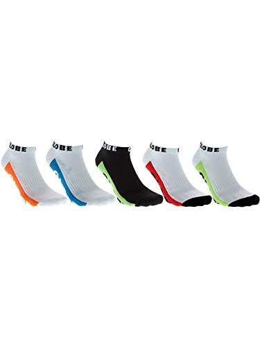Globe Multi Brights Ankle Socken, 5Paar Stück