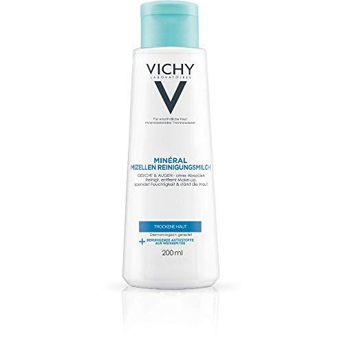 VICHY Pureté Thermale Minéral Mizellen Reinigungsmilch, 200 ml Creme