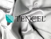 テンセル100% 枕カバー/シルバーカラー(43×63cm)