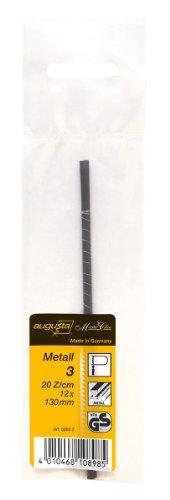 Augusta lames de scie bocfil-Lot de 12–130 MM-n...