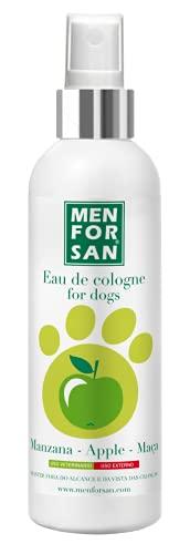 MENFORSAN Agua de Colonia para Perros Manzana - 125 ml