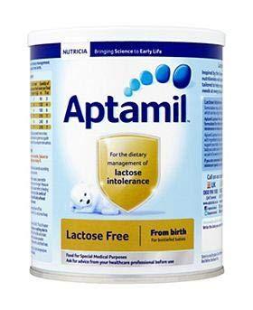 Aptamil sin lactosa 400 g