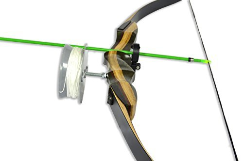 Southwest Archery Spyder Takedown Recurve Ready 2 Shoot Bowfishing Kit Includes Bow | Right & Left Hand | 35, 40, 45lb Weight Available - 45lb RH