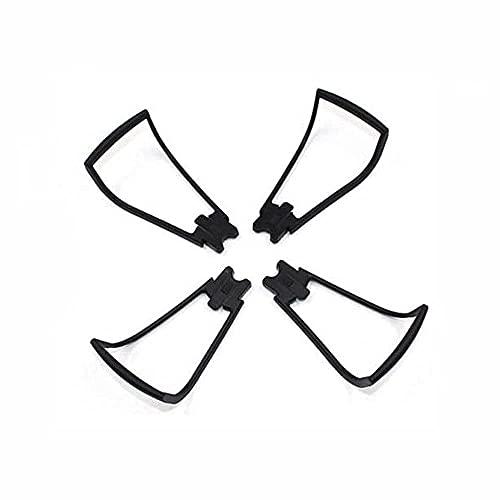 YNSHOU para SG106 RC Quadcopter Drone Repuestos Marco de protección de hélice 10set o 30set