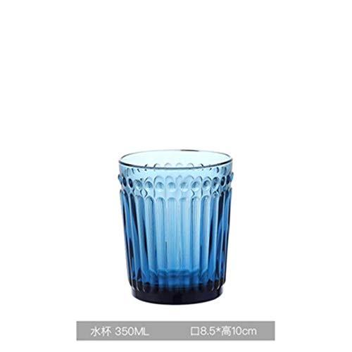 BWM Blauw Creatief Wijnglas Beker Barware Champagne Cocktail Salade Glas Goblet Voor Bruiloft Party Bar KTV Drinkware Geschenken