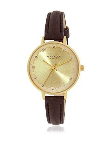 Naf Naf Reloj de Cuarzo Woman N10952-102 34.0 mm
