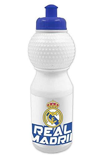Real Madrid Botella cantimplora HOME unisex adulto, Compuesto