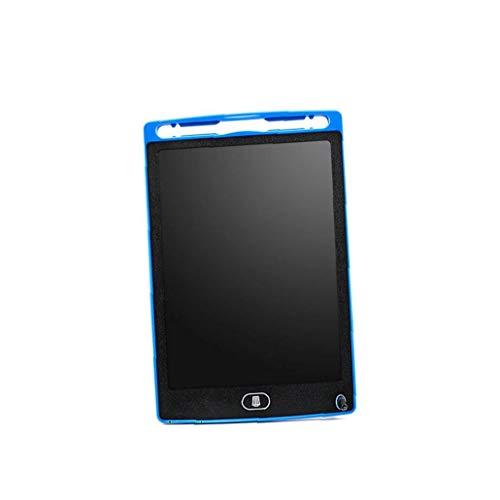 LCD tavoletta 8.5 cancellabile Disegno elettronico Notepad Doodle Consiglio scrittura a mano foglio di grafica Blue Board regalo di festa