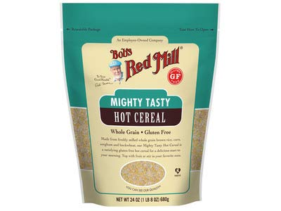Bob's Red Mill Mighty Tasty Hot Cereal, 24 Ounce (Pack of 4)