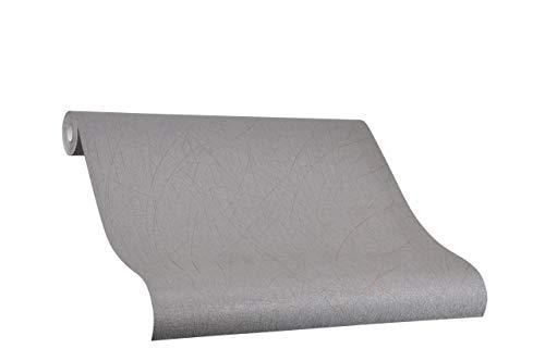 Tapete Bronze Uni Risse Ideal für Wohnzimmer Colani Visions Made in Germany 10,05m X 0,70m 53302