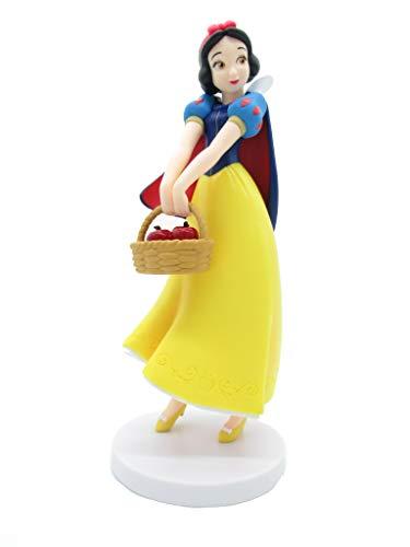 Figura Blancanieves Siete enanitos Estatua Snow White 21 cm Sega Super Premium SPM Japón Canasta de Manzanas Apples Apple Disney