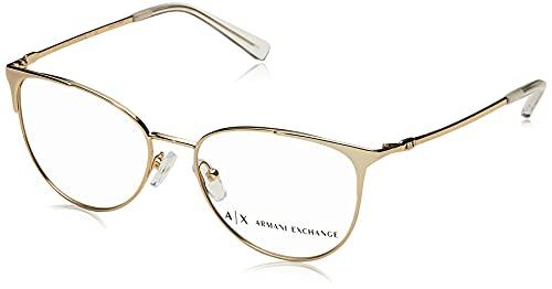 Óculos de Grau Armani Exchange Redondo AX 1034 6044 Tam.52