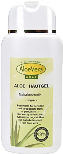 Aloe Vera Gold Haut Gel, 200 ml