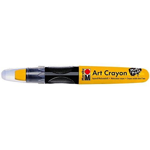 Marabu 01409003084 Creative Art Crayons, Gold