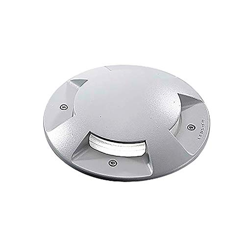Leds-C4 Xena - Lampe d'extérieur LED grise IP65