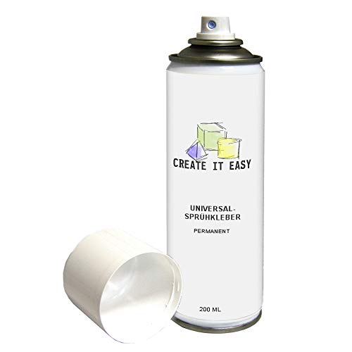 CREATE IT EASY NEU Universal-Sprühkleber 200ml (permanent)