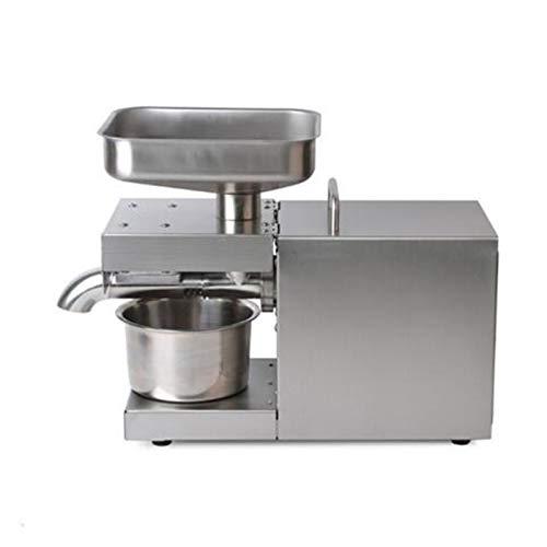 MEIGONGJU 1500W 110V / 220V Máquina de Aceite de presión fría automática,...