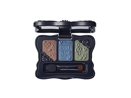 Anna Sui Eye Color Trio 09 Elegant Wild, 2,5 g