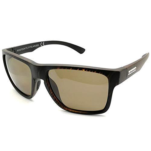 Urbanium Eyewear Rostock - Gafas de sol polarizadas con almohadillas de goma para la nariz