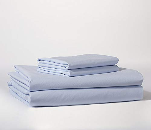 Bokser Home 100% Extra Long Staple Cotton Percale Bed Sheets Set |...