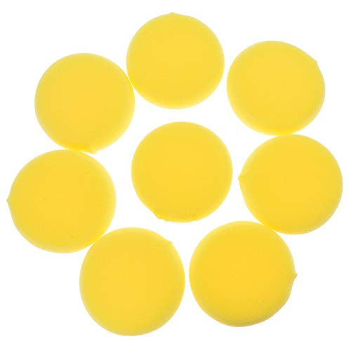 QINGRUI Labor-saving and easy to use 12pcs/Soft Foam Throwing Water Absorbing Sponge Sculpture DIY Handcraft Pottery Clay Tools Accessories Not easy to fall off, safer to use