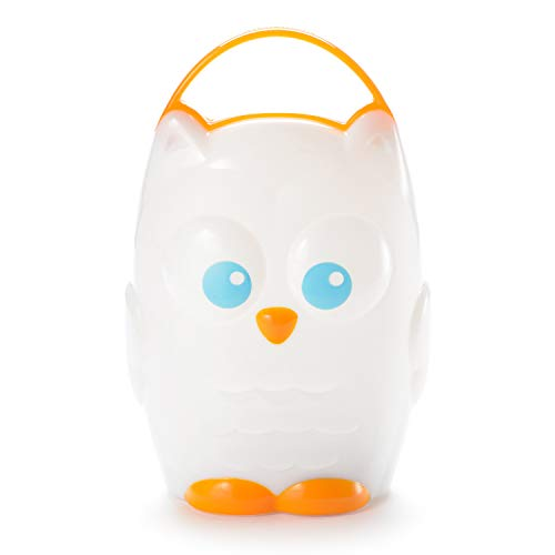 Munchkin Light My Way Glowing Owl Night Light, Wh