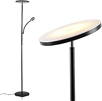 Otdair Dimmable LED Floor Lamps