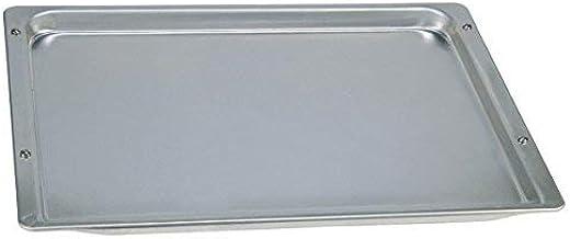 Neff 290220 00290220 ORIGINAL Backblech Blech Ofenblech Backofenblech Kuchenblech Fettpfanne Aluminium 21x450x370mm Backofen Herd Ofen auch für Z1330X0 Bosch Siemens 00296595