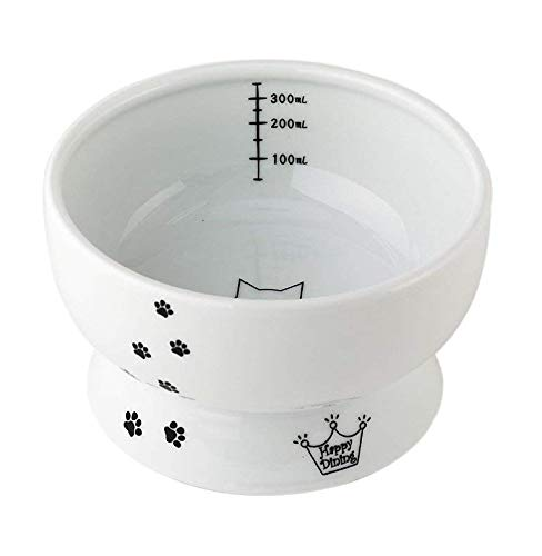 Cat Water Bowl Elevated