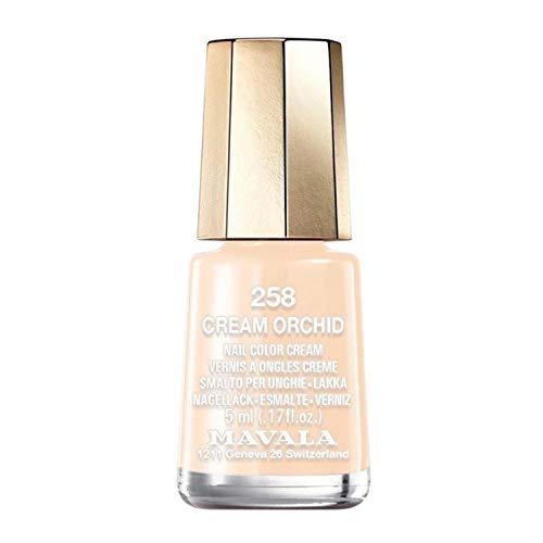 Mavala Mini Color Vernis à Ongles Crème 5 ml - Couleur : 258 : Cream Orchid