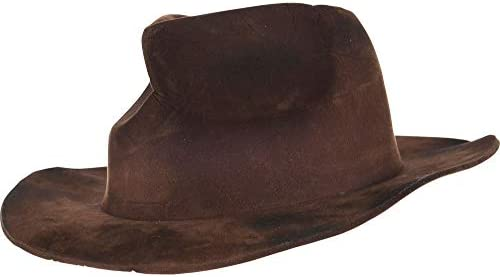 Suit Yourself Freddy Krueger Fedora Halloween Costume Accessory for Adults A Nightmare on Elm product image