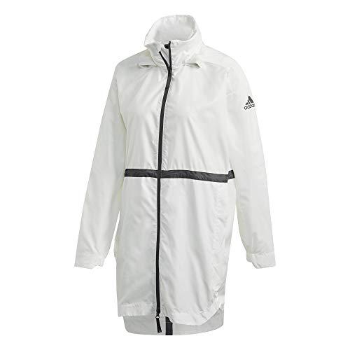adidas Koszulka damska Urban Par W.r z długim rękawem biały biały XXS