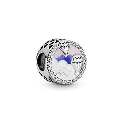 Pandora Donna argento Porta Charm 798061CZ