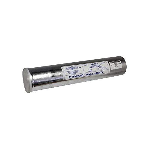 ELETTRODO PER ALLUMINIO AL-Si-5 RIPARAZIONI saldare alluminio puro leghe 2,5x350 (20)