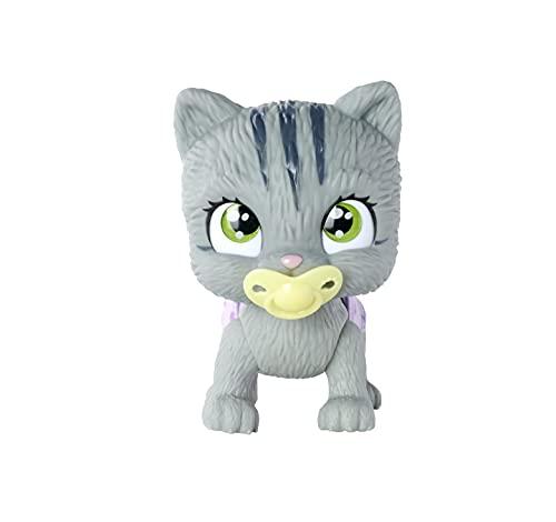 Simba 105953051 – Pamper Petz Katze, mit Trink- und Nässfunktion, Spielzeugkatze für Kinder ab 3 Jahren, Kätzchen zum Spielen, mit Überraschung und magischer Pfote