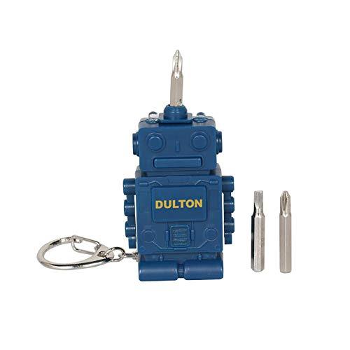 """ダルトン Tool key chain """"Robot"""" K825-1064 ツール キーホルダー ネイビー"""