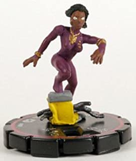 DC Heroclix Collateral Damage Vixen Rookie