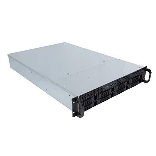 UNYKAch 2U Servidor Rack HSW4208, Caja Rack, Hot Swap,...