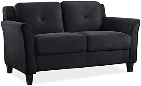 Best Lifestyle Solutions Collection Grayson Micro-fabric Loveseat 57.87
