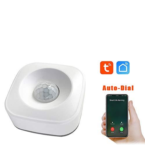 Detector de Movimiento inalámbrico Inteligente para el hogar y la Oficina, con aplicación SmartLife