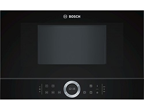 Bosch - BFR634GB1 - Micro-ondes encastrable - 900 W - 21 L