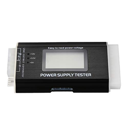 SODIAL(TM) ATX, BTX, ITX Power Supply Tester With LCD Display