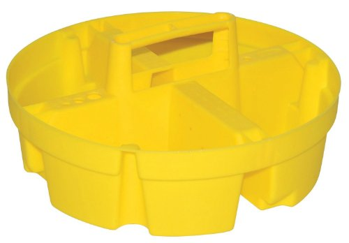 Bucket Boss, 5 Gallon Bucket Stacker Parts Organizer Trays - Quantity 6