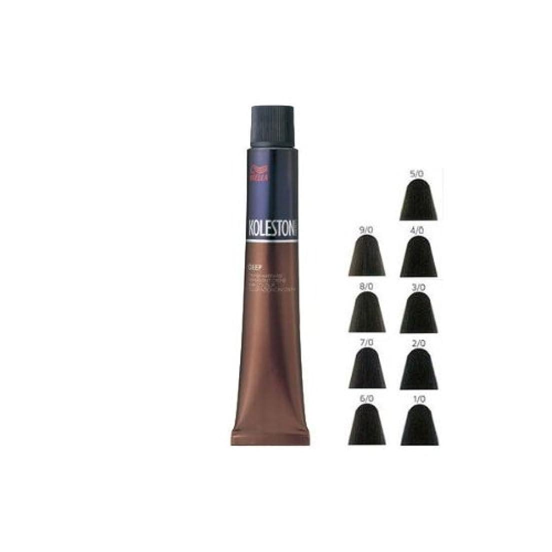 調べるママ破滅ウエラ コレストン パーフェクト J 1剤 ディープ ブラック (J7/0) 80g