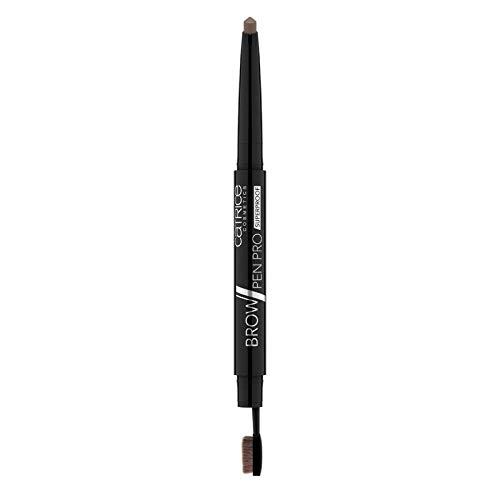 Catrice Brow Pen Pro, Kajal, Nr. 010 Ash Blonde, braun, langanhaltend, matt, vegan, wasserfest, Nanopartikel frei (0,23g)