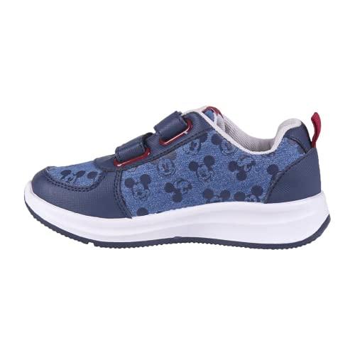 Cerdá Life'S Little Moments Zapatillas con Luces para Niños de Mickey Mouse...