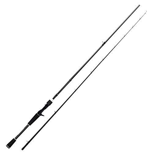 KastKing Perigee II Fishing Rods, Casting Rod 7ft -Medium Heavy - Fast-2pcs