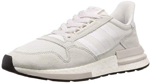 adidas Originals ZX 500 RM, Cloud White-Footwear White-Cloud White, 5