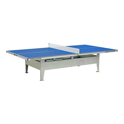 Garlando Tischtennisplatte Garden Outdoor Per Esterno blau